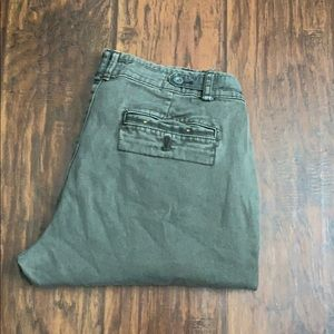 Anthro Pilco and the Letterpress Hyphen Pants